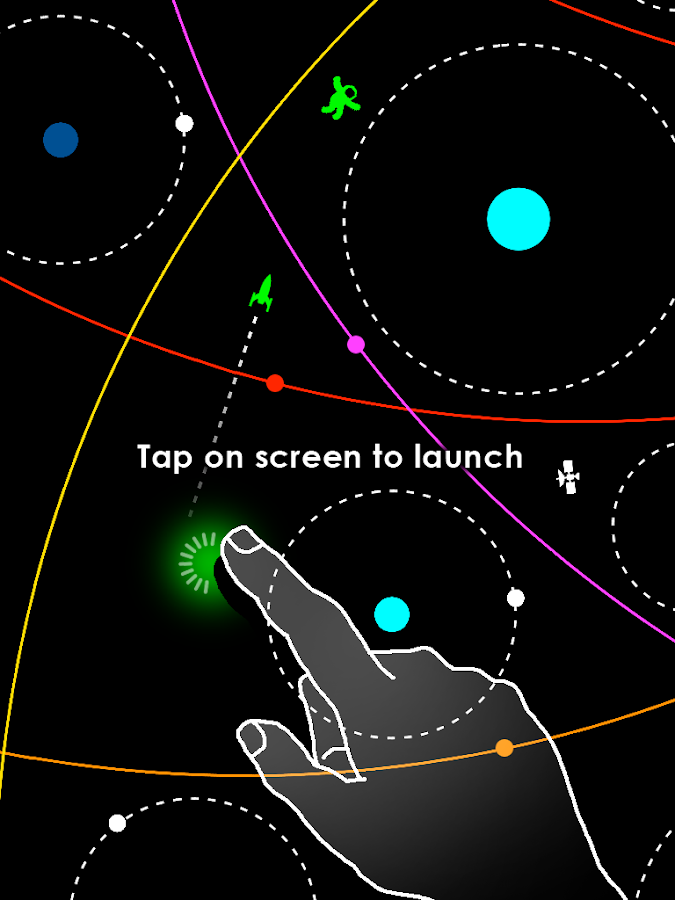 Orbit One- screenshot
