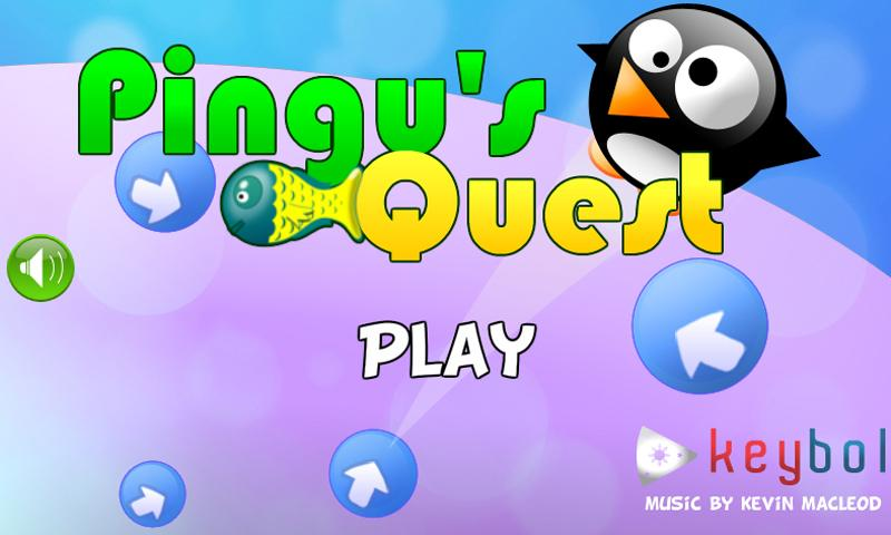 Pingu's Quest screenshot #1