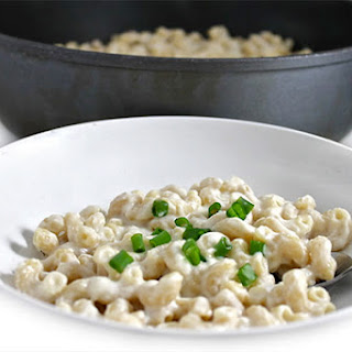 Cheese Macaroni With Alfredo Sauce Recipes.