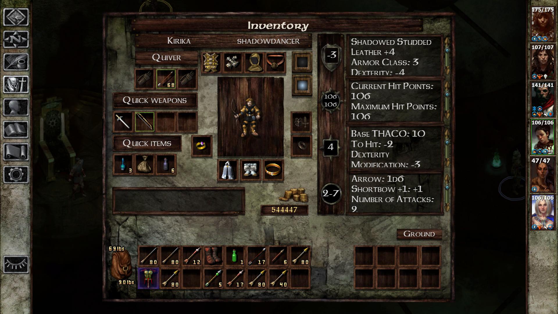 Icewind Dale: Enhanced Edition screenshot #8