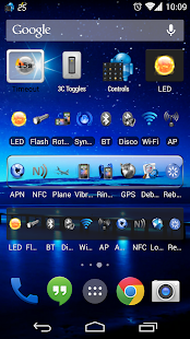3C Toggles - screenshot thumbnail