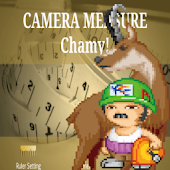 CAMERA MEASURE Chamy!