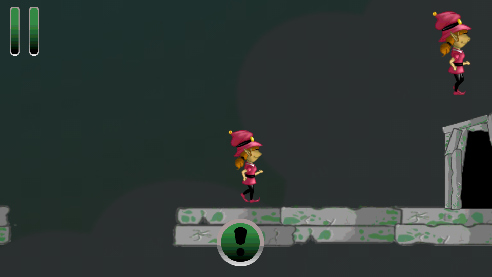 The Leprechaun: Quest for gold- screenshot