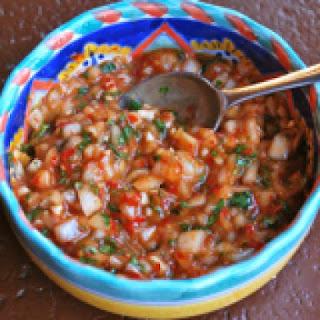 Aji Sauce - Spicy Colombian-style Aji