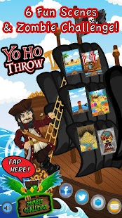 Yo Ho Throw- screenshot thumbnail