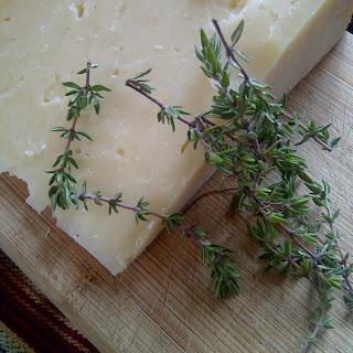 Parmesan-Thyme (Saver!) Crackers Recipe