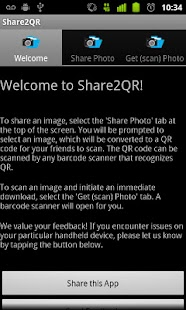 Share Photos Safely - Share2QR - screenshot thumbnail