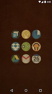 Vintage - Icon Pack- screenshot thumbnail