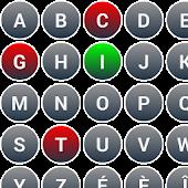 J'épelle les mots (alphabet)
