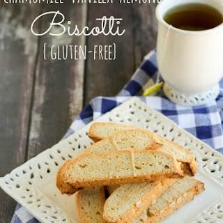 Chamomile-Vanilla-Almond Biscotti