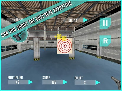Shooting Targets- screenshot thumbnail