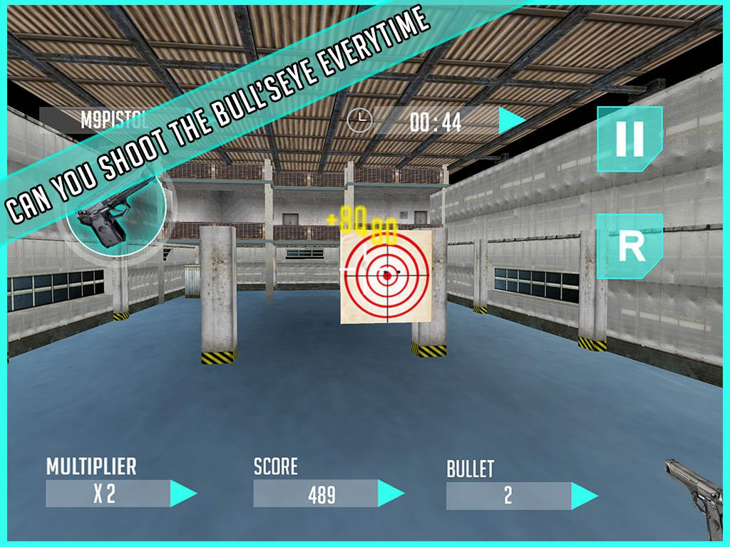 Shooting Targets- screenshot