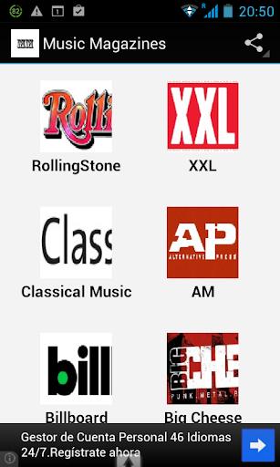 Music Magazines