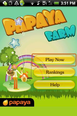 Papaya Farm HD - screenshot