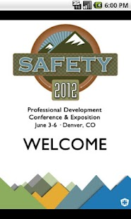 Safety 2012- screenshot thumbnail