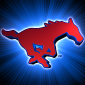 SMU Mustangs Live Wallpaper