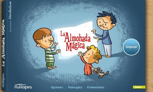 【免費教育App】La Almohada Mágica-APP點子