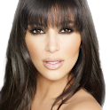 Kim Kardashian wallpapers logo