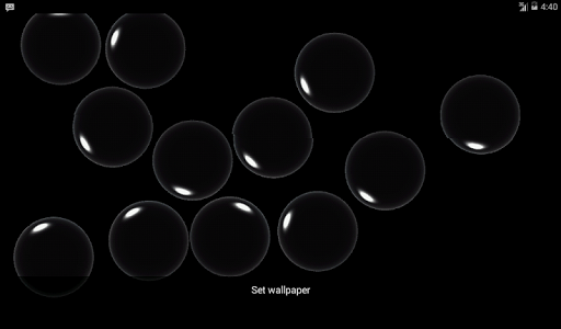 Bubbles WallpaperHD