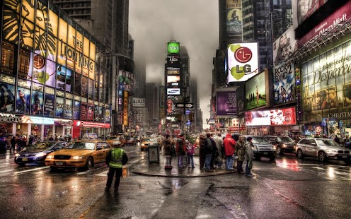 Times Square HD Wallpapers - screenshot thumbnail