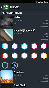 PP Theme – Material Android L