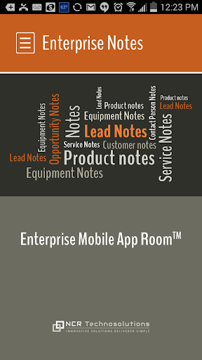 Enterprise Notes
