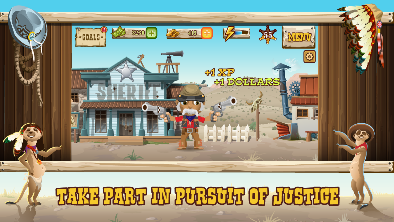 Western Story - screenshot