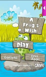 A Frog's Wish - screenshot thumbnail