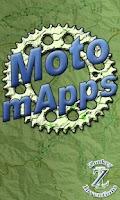 Screenshot of Moto mApps Oregon FREE