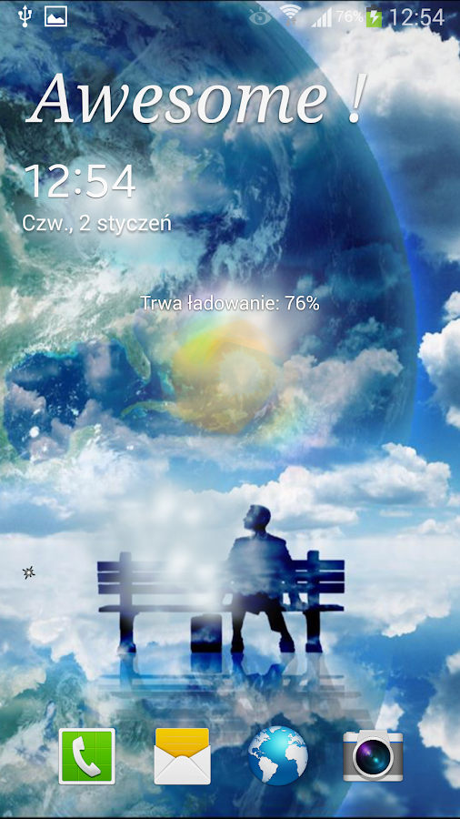 Imagination Live Wallpaper - screenshot