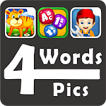 4 Pics 4 Words  - Word Game 1.26 Apk