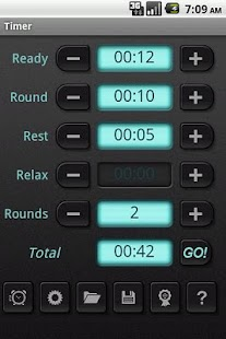 HIIT Interval Training Timer - screenshot thumbnail