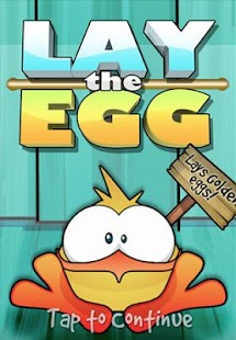 Lay the Egg Best Physics Game