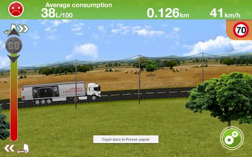 Truck Fuel Eco Driving - screenshot thumbnail