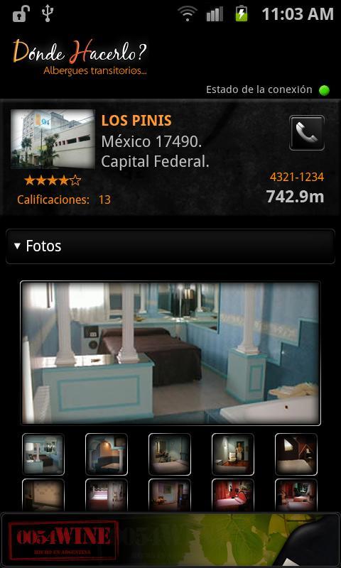 Dónde Hacerlo?- screenshot