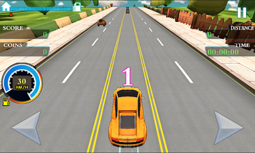 rush rancing 2:the best racer v1.0