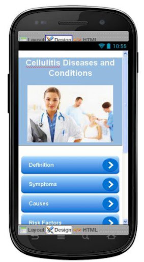免費醫療App|Cellulitis Disease & Symptoms|阿達玩APP