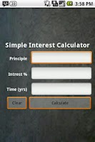 Screenshot of Super Calculator