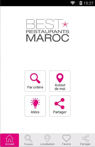 Best restaurants Maroc