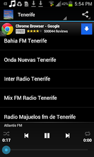 Tenerife Radio- screenshot thumbnail