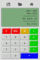 Screenshot of Economia Aziendale