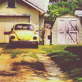 by Samuel Dean - Transportation Automobiles