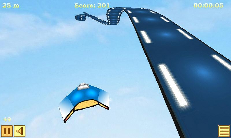 Impossible Fly- screenshot