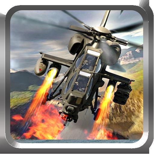 直升機飛行戰鬥3D 動作 App LOGO-APP試玩