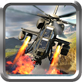 Helicopter Flight Battle 3D