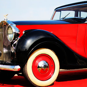 The RED by Ashish Garg - Transportation Automobiles