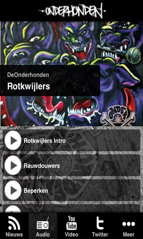 De Onderhonden- screenshot
