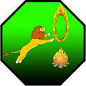 Angry Lion Run icon