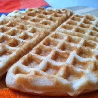 Freakin' Divine Gluten-Free Waffles.