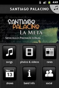 SANTIAGO PALACINO - screenshot thumbnail